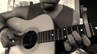 Mưa trên biển vắng guitar