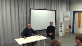 Александр Раппапорт: «Пространство и место (точка и уточнение)». 2 октября 2014