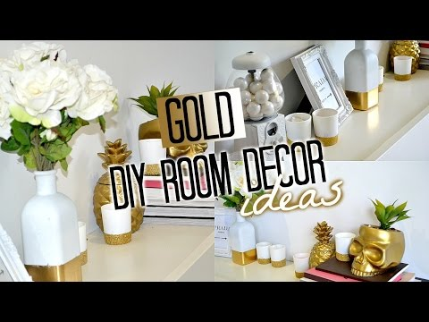 diy-room-decor!-gold-|-tobie-hickey