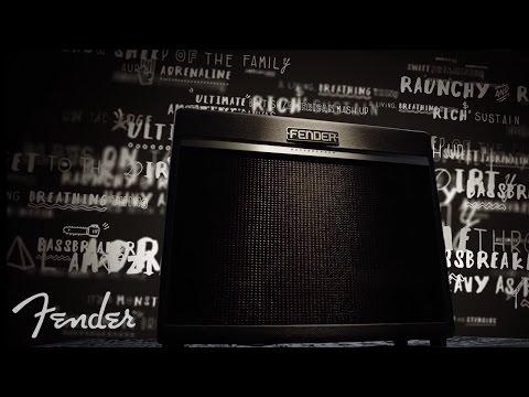 Fender Bassbreaker 18/30 Demo | Fender