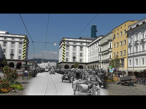 Linz Now & Then - Episode 1: Anschluss