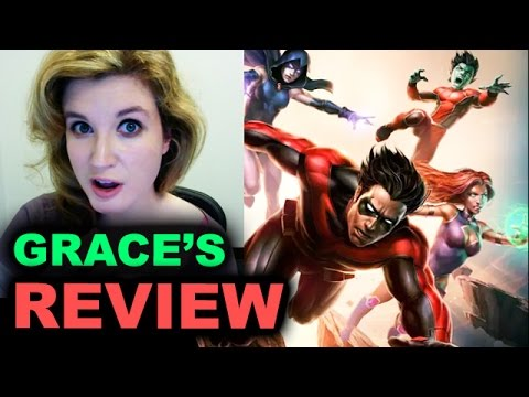 Teen Titans The Judas Contract Movie Review streaming vf