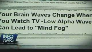 Does TV change your brain waves?  How does mind control work?