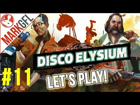 Let's Play Disco Elysium - Chaotic Detective RPG - Part 11