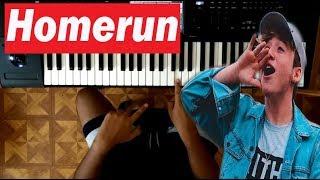 Homerun / Paulo Londra / TUTORIAL PIANO