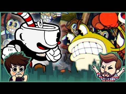 Cuphead Co-op Gameplay | PC/Xbox One (Part 3)