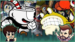 Cuphead Co-op Gameplay   PC/Xbox One (Part 3)