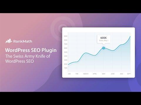 Rank Math - The Most Powerful & Lightweight SEO Plugin for WordPress