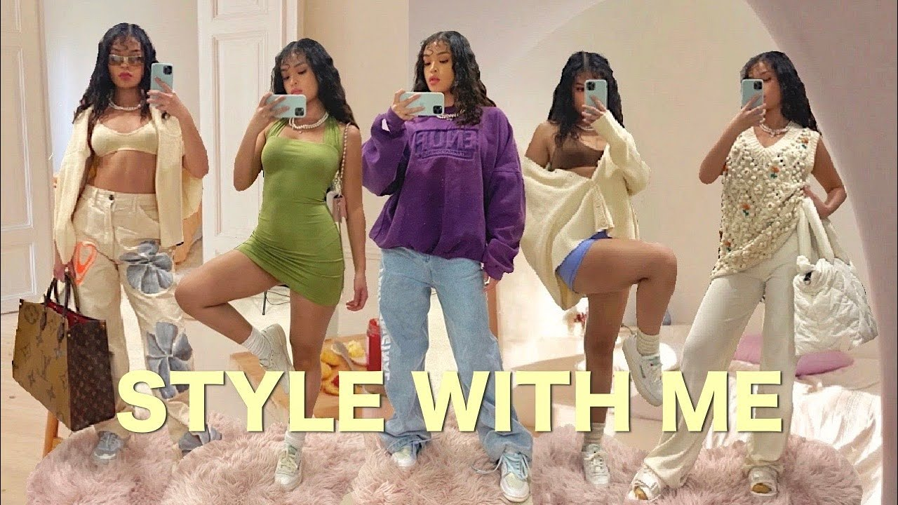CHIT CHAT STYLE WITH ME! How to Style Outfits for Beginners
