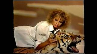 Lena Philipsson och Sven Wollter - Teach Me Tiger - Jacobs Stege 1987