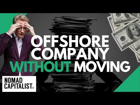 """Can I Start an Offshore Company without Moving?"""