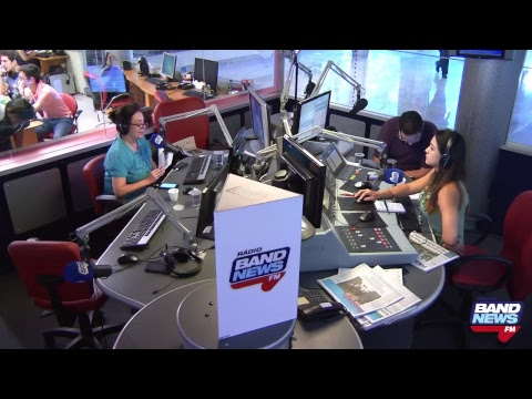 Jornal da BandNews FM - 12/04/2018