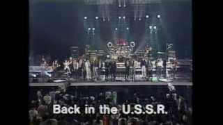 """""""Back in the U.S.S.R."""" 人見元基 山本恭司 浜田麻里 聖飢魔Ⅱ etc"""