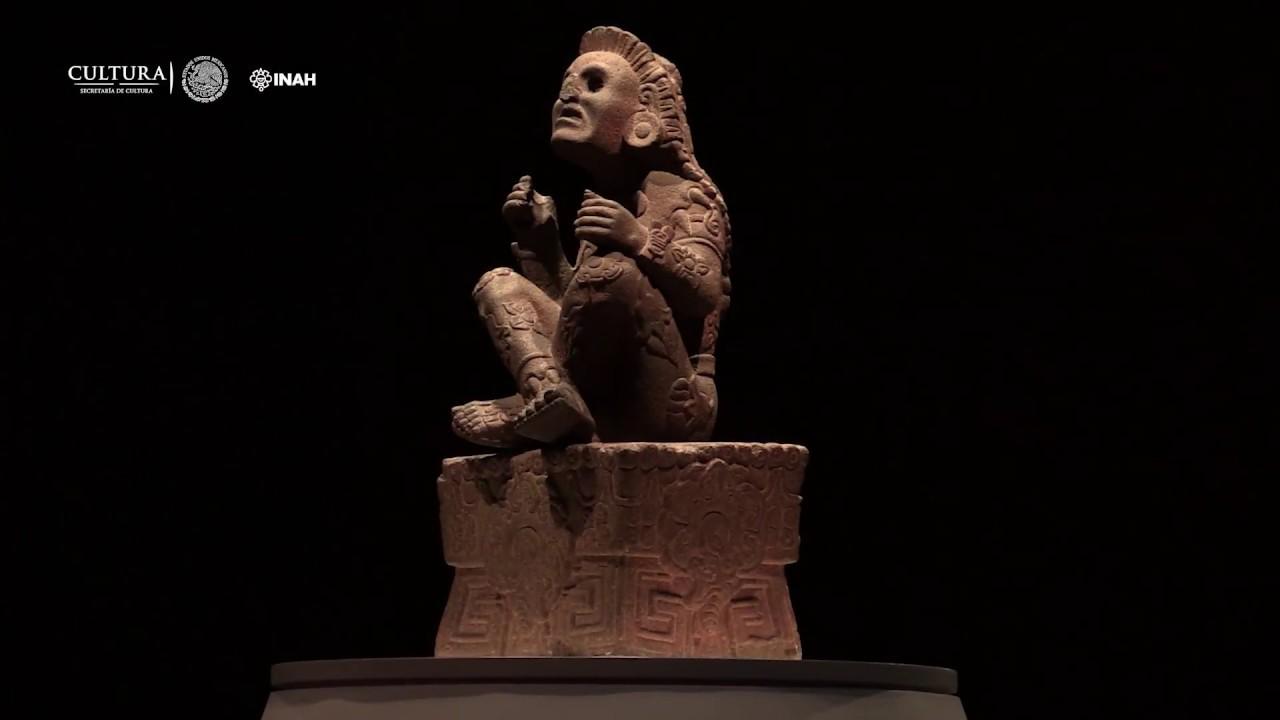 Xochipilli, la escultura mexica que honra a la naturaleza
