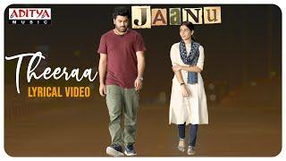 Theeraa Lyrical Video (Tamil) | Jaanu | Chinmayi sripaada , Govind Vasantha | Karthik Netha thumbnail