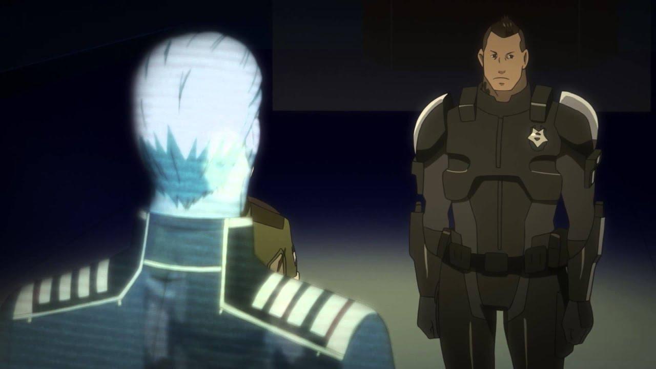 Mass Effect Paragon Lost Movie Clip Vega In The Terminus