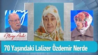 4 Çocuk annesi Lalizer Özdemir'i arıyoruz! - Müge Anlı ile Tatlı Sert 31 Aralık 2019