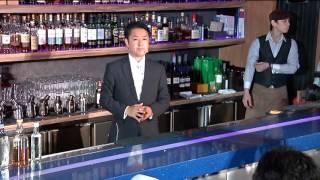 2013 Suntory Cocktail Award 調酒講座 - 製作經典調酒的重點 (2/4)