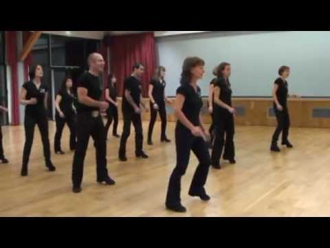 SEXY BABY Line Dance (Demo & Teach in French)