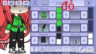Nhưng oc dành cho mn nek(theo màu)|by ruby anime