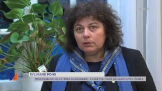Saint-Cyr-l'Ecole : le lycée militaire fête ses 50 ans