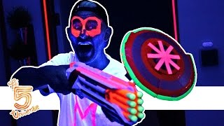 nerf battle night vision