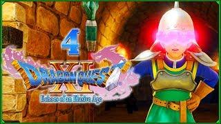 Dragon Quest 11 #4 - Niezniszczalne bokserki!