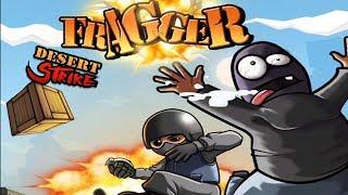 Fragger Desert Strike - Miniclip Level 1-10 Walkthrough