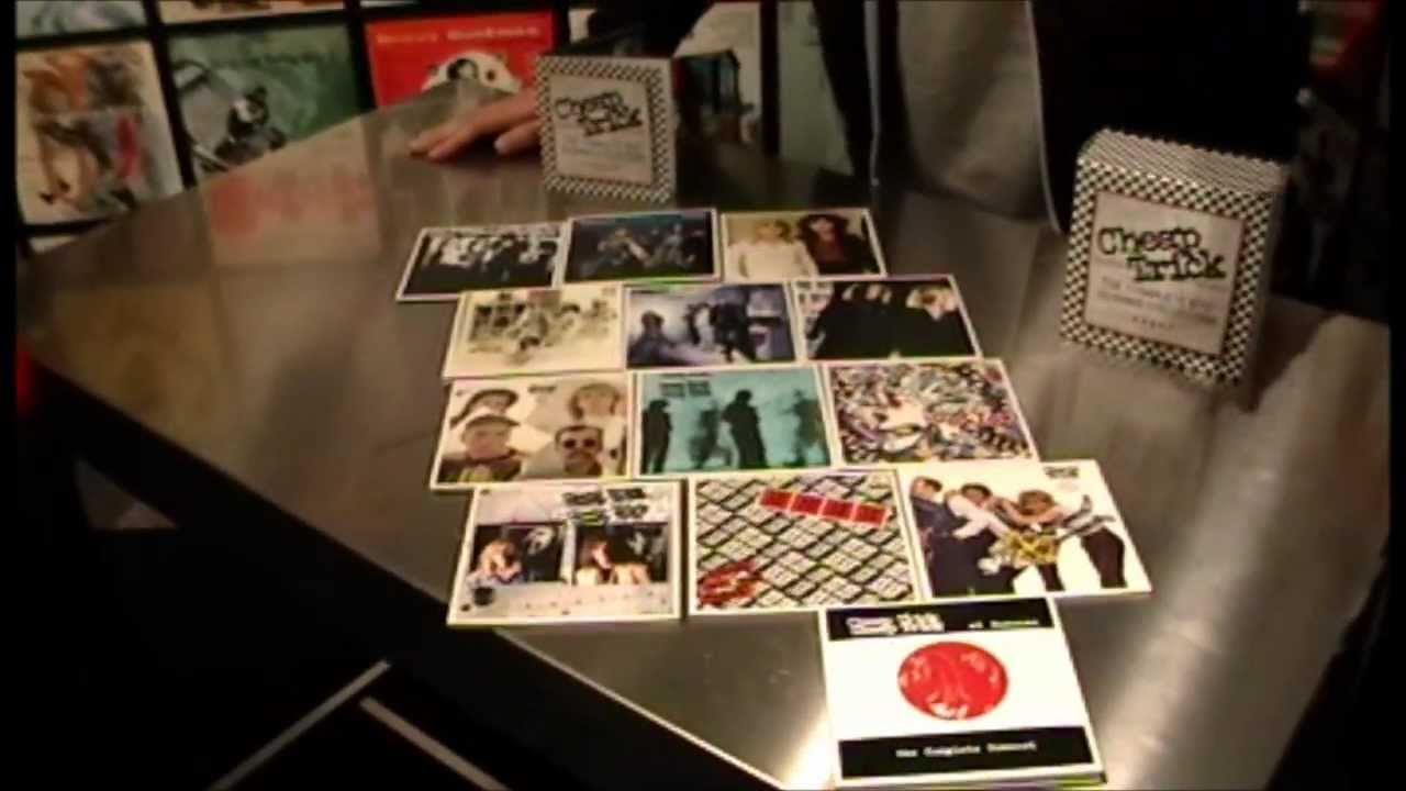 Unboxing Popmarket S Cheap Trick The Complete Epic