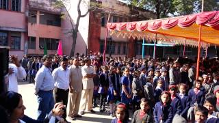 A Mati Re Moro Mote by Students of KVB
