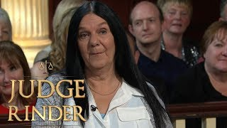 A Woman Brings Her Friend to Court Over a Missed Holiday   Judge Rinder