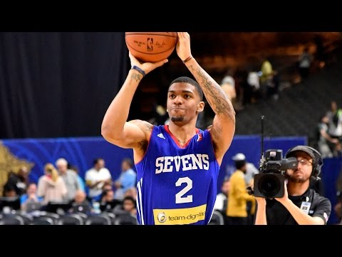 NBA D-League Most Improved Player Devondrick Walker