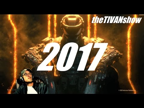 FIRST LIVE STREAM for 2017 / BO3 open lobby w/ TIVAN / PS4