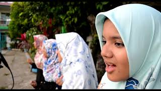 Muslimah - nazrey johani ( cover by Melody Nasyid ) cover nasyid
