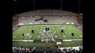 """Color Your World"" El Paso High School Marching Band 2014"