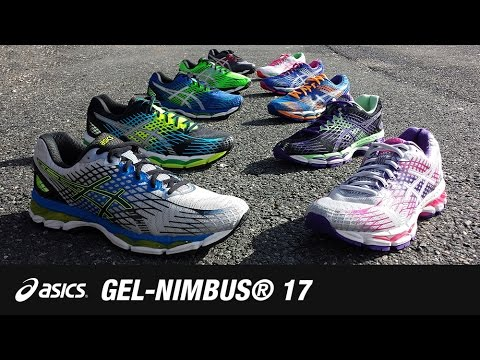 Asics Gel Nimbus 17 Review