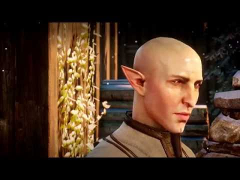 First Conversation with Solas in Haven