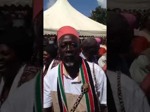 Zaire Mkonyonyo Live