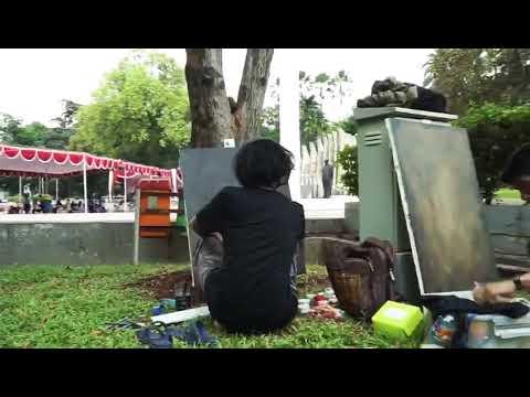 200 Pelukis Persembahkan Karya dalam Indonesia Painting Contest 2018 by NU Gallery Mp3