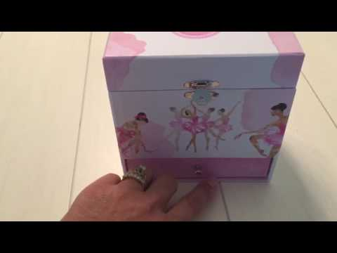 TolsToys Jewelry Music Box #LoveParkProducts #JustPlumCrazy