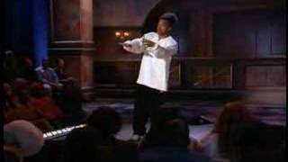 Shihan on Def Poetry Jam
