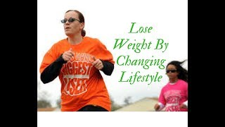 Lifestyle changes to lose weight ...
