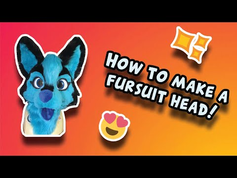 Fursuit head tutorial!