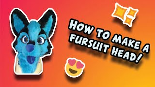 Fursuits erkennen-Kopf-tutorial!
