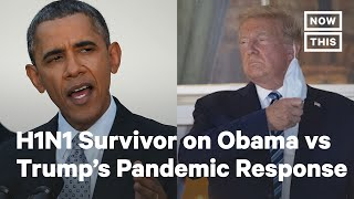 Trump vs Obama's Pandemic Responses | NowThis