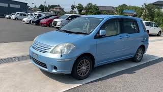 Toyota Raum 2003year 1384