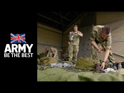 Phase 1 - Training - Army Jobs