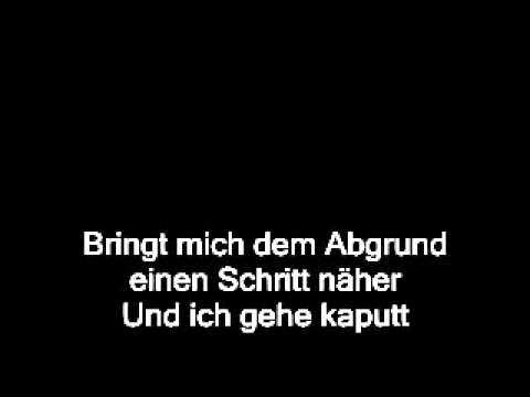 Linkin Park - One Step Closer - Deutsche Übersetzung(German Lyrics)