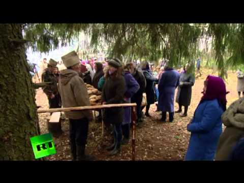 Europe's last pagans