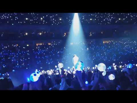 181016 BTS (방탄소년단) - Trivia 起 : Just Dance (J-Hope Solo) (Love Yourself World Tour In Berlin D1)